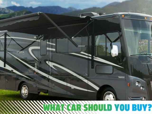 I Need an Off-Road Ride to Tow Behind My RV That Isn't a Jeep! What Car Should I Buy?