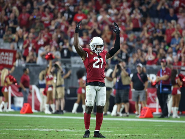 Recommitted Cardinals Star Patrick Peterson Hit With Six-Game PED Suspension
