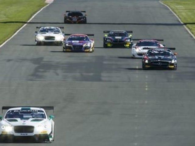 Automóviles GT3 temporalmente prohibidos desde Nürburgring después de un accidente