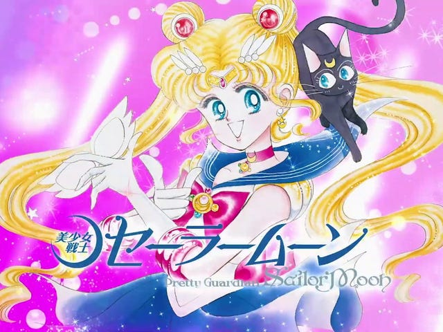 In the name of the moon, Uniqlo has revealed some new Sailor Moon shirts, featuring Naoko Takeuchi's
