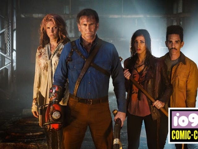 Army of Darkness Will Be Part of Ash vs. Evil Dead's SecondSeason