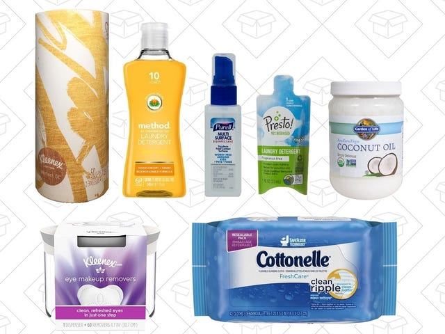 Spend $10 On Usefeul Household Samples, Get $10 Towards Your Next Household Purchase From Amazon