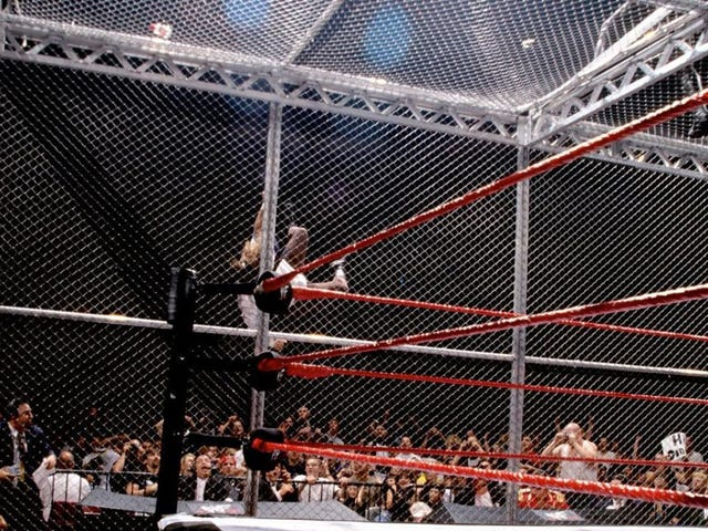How WWE Cheapened Hell In A Cell