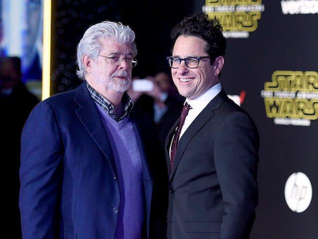 Les premières impressions sans réveil du réveil de <i>The Force Awakens</i> , <i></i>  Directement de la première