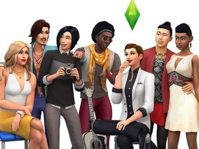 Los Sims abren opciones de género, los Sims que golpean la Biblia seguramente seguirán