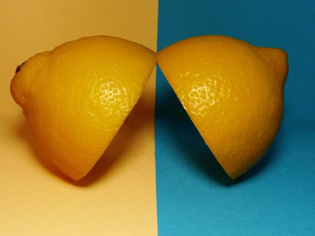 Используйте лимон, чтобы очистить вашу отвратительную микроволновую печь