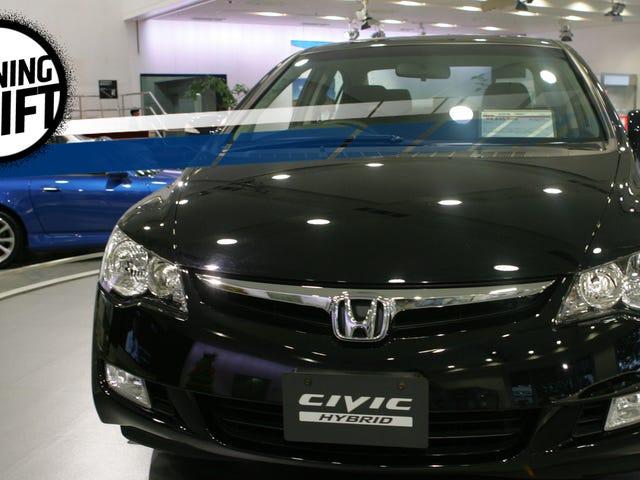 Honda Finally Admits It Fucked Up