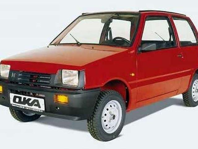 Psst, hey, kid, want a brand new 1980s Soviet kei car?