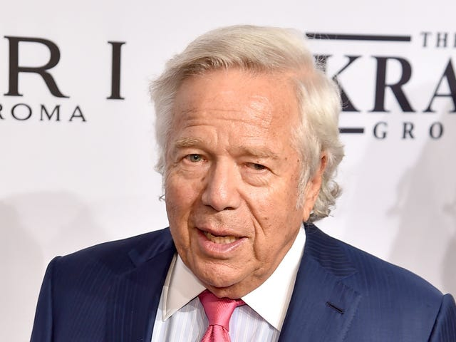 Robert Kraft Might Appear In A Courtroom After All