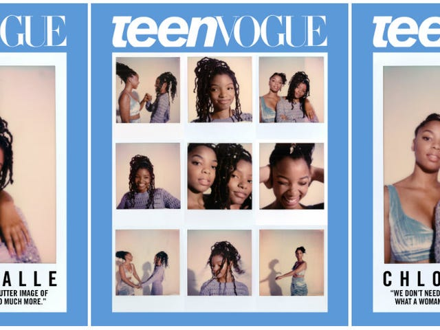 Chloe x Halle Cover Teen Vogue and Take Us through the Playlist of Their Lives (and Ours)