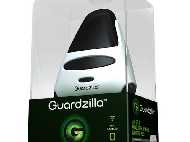 Security Flaw in Guardzilla Smart Cameras Is Exposing Users' Recordings, Researchers Say