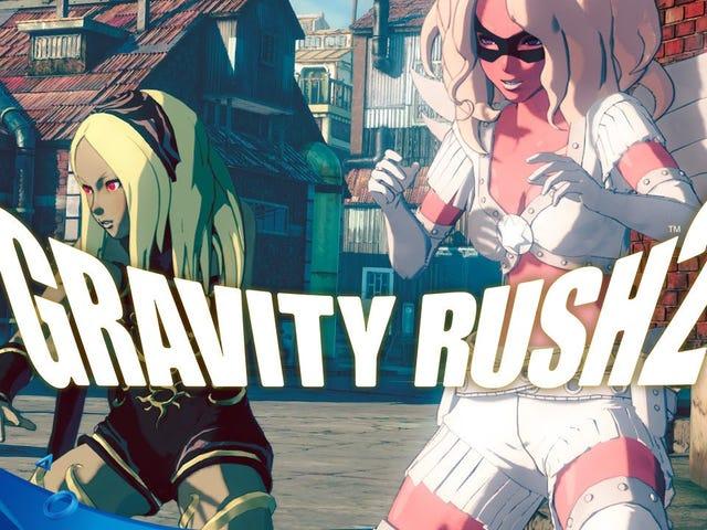 Gravity Rush 2, 2 Aralık'ta PS4'e geliyor, Sony bu sabah PlayStation Blog'da duyurdu.