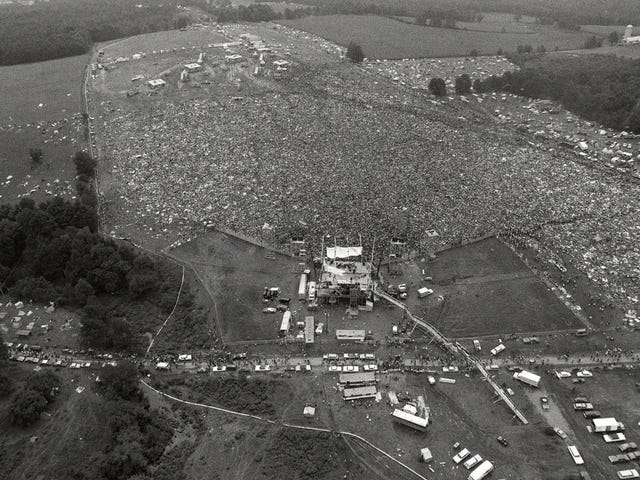 Woodstock 'Took on a Life of its Own,' Recent Archaeological Survey Reveals