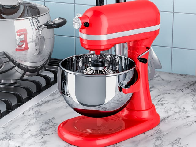Most searched-for KitchenAid color isn't red, blue, or chrome