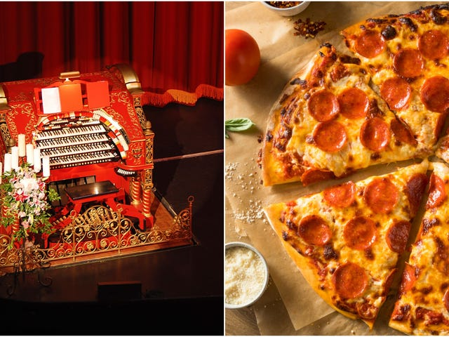 Arizona pizzeria organist dies, makes us realize more restaurants need organists