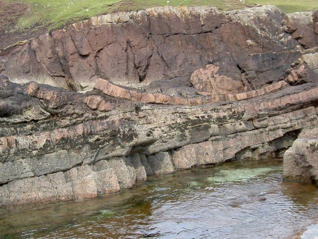 Evidence of a Gigantic Impact Crater Found Off Scottish Coast