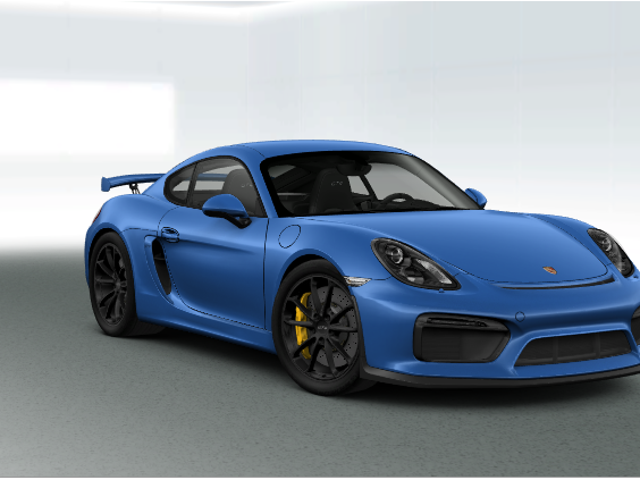I spend too much time on the Porsche configurator