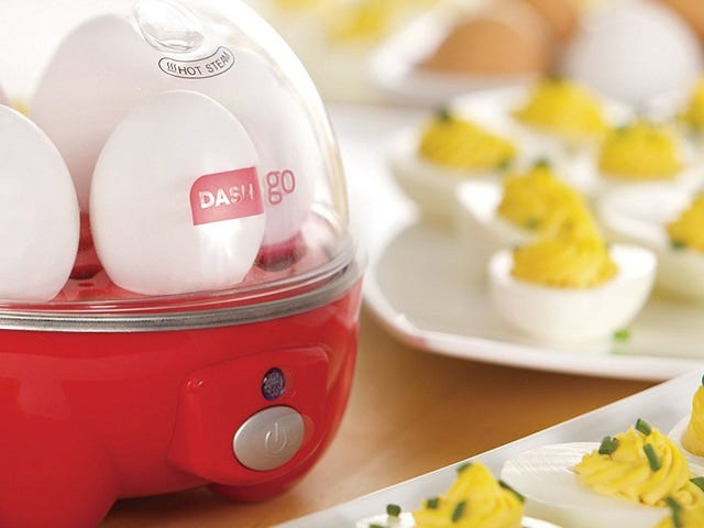 Put Breakfast on Autopilot With This Best-Selling Dash Egg Cooker, Only $16