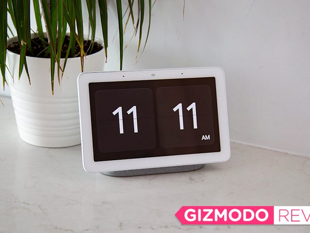 Google's Home Hub Is a Great Start to a Smarter Home