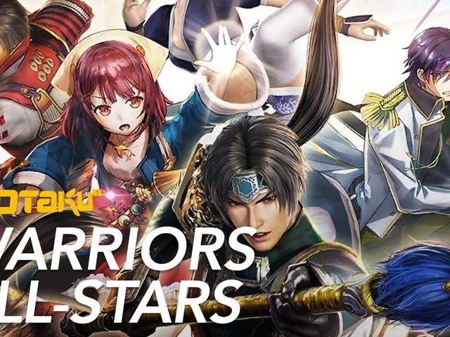 <i>Warriors All-Stars</i>はビデオゲームヤードセールです。