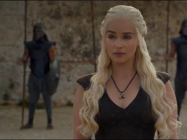10 pensamientos sobre <i>Game of Thrones</i> ahora que he empezado a mirar y casi he terminado con la temporada 3
