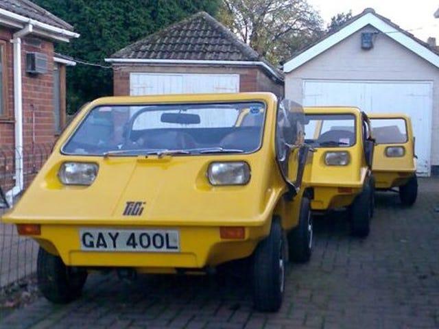 TiCi kit car (UK) c1972ish