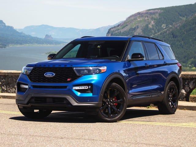 """Ford devrait juste dire, """"Fuck It"""" et faire l'explorateur RS"""