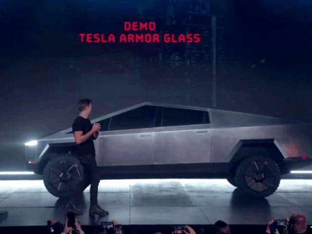 Saavuuko Elon Muskin Cybertruck ennen lentävää autoa?