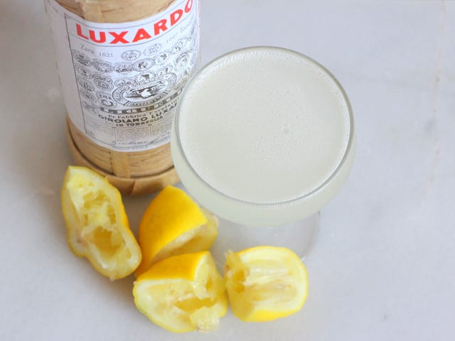 Sweeten Your Daiquiri With Maraschino Instead of Syrup