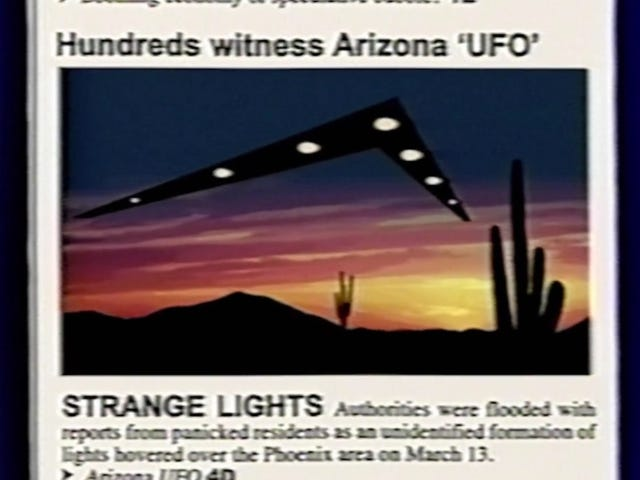 Tonton Bagaimana Penglihatan UFO Nyata Jadi Menjadi Ridley Scott Menemui Thriller Fayl