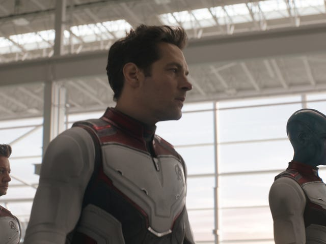 Weekend Box Office: Endgame narrowly maintains its spot at the top