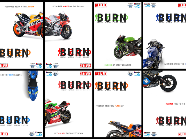 BURN | Brilliant Ultimate Riding Nation, my pitch for a new anime about MotoGP