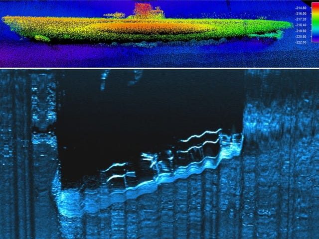 Wrecks From WWII Convoy Battle Discovered Off North Carolina Coast