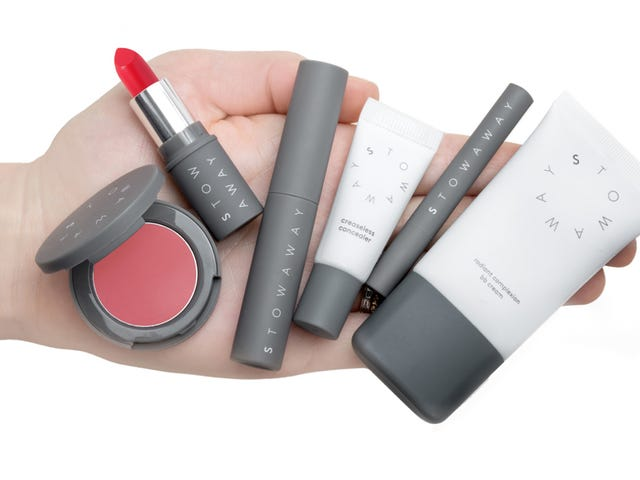 Stowaway Cosmetics Puts a Makeup Counter in Your Pocket