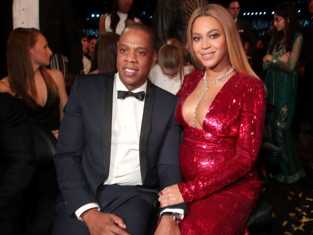 The Tabloids Are Having a Hard Time Reporting on Beyoncé's Twins