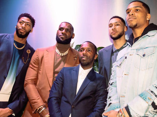 In the Klutch: Top Sports Agent and LeBron Homie Rich Paul Takes His Talents—and His NBA Clientele—to Hollywood in Major Deal With United Talent Agency