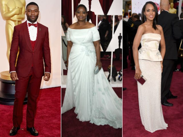 Red-Carpet Fashion at the 2015 Academy Awards