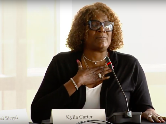 Kylia Carter's Speech Against The NCAA Model Got Right To The Point