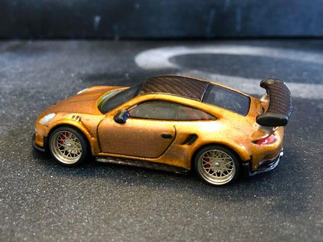 Porsche 911 GT3 RS - Personalizado