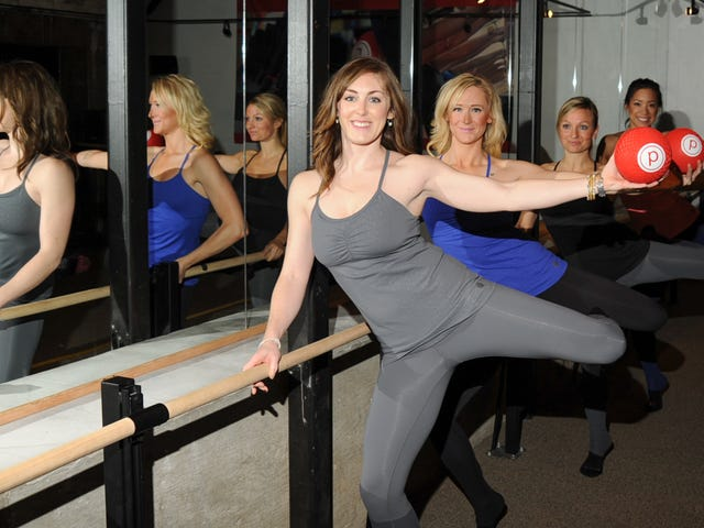 What to Expect Your First Time at Barre Class