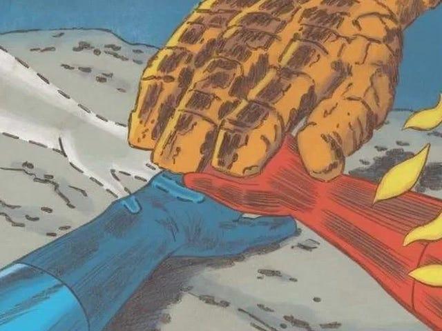 Marvel Announces Tom Scioli's Fantastic Four: Grand Design