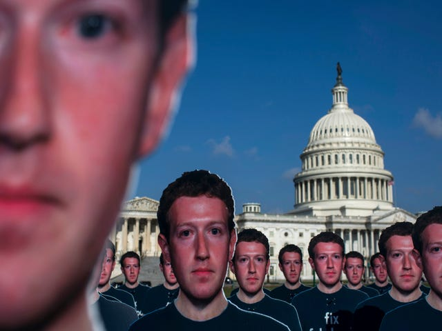 Here's the Data Facebook Can Learn From Your Selfies