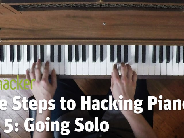How to Fake Playing Piano: Lesson 5