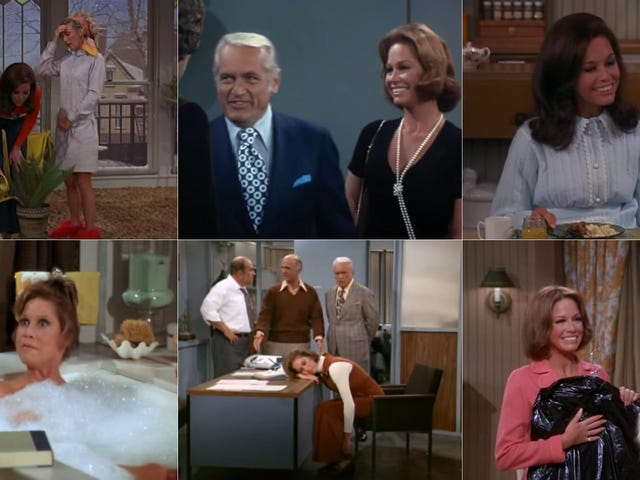 Watching Mary Tyler Moore in Long-Ago Real Time