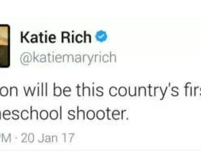 Damn it, Katie
