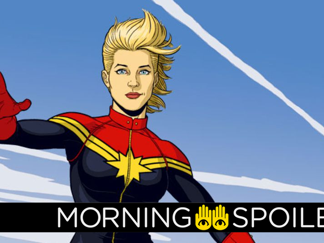 The Captain Marvel Movie Will Include a Major Conflict From the Comics