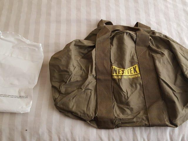 Akhirnya, The Fallout 76 Canvas Fallout 76 Bags Telah Tiba