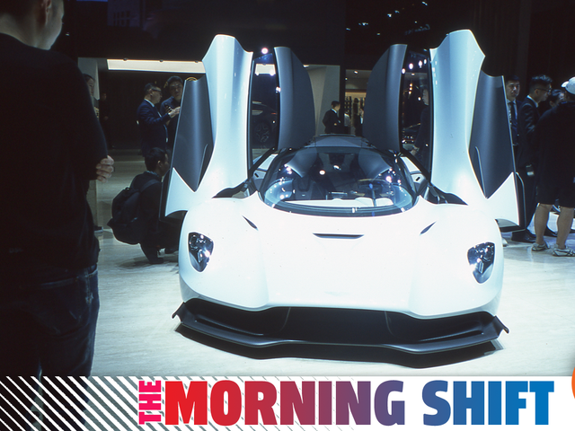 F1 miljarder för att rädda Aston Martin men dra tillbaka EVs