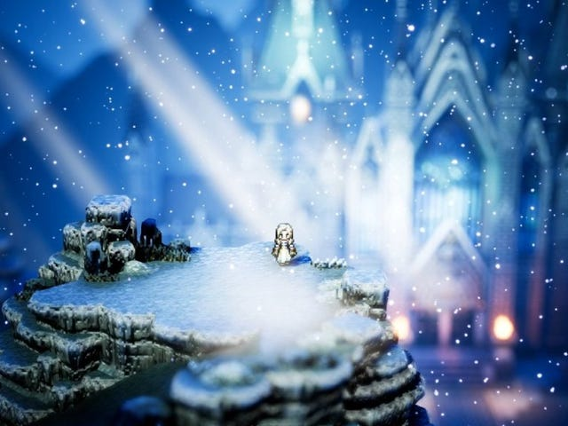 Early Impressions on Octopath Traveler's Prologue Demo