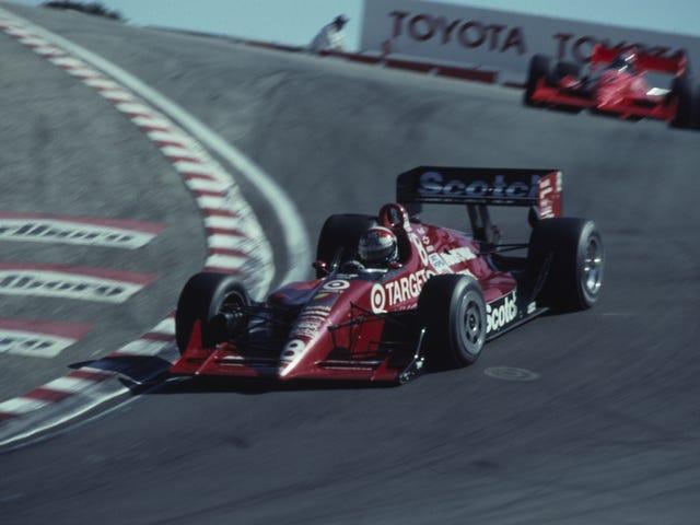 F1 / CART / Champ Car Testaa videoita pudottamaan pääsi pois